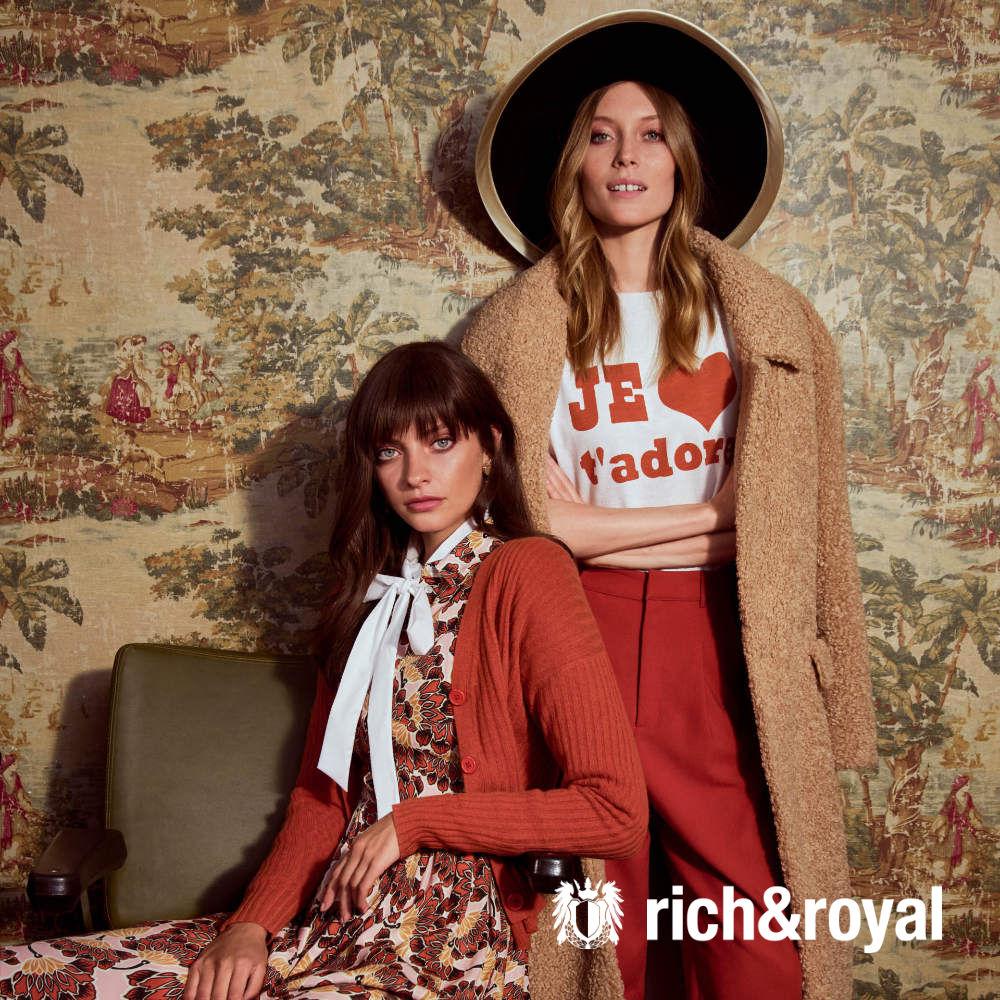Rich Royal Cover Kollektion Übersicht