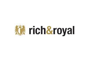Rich Royal Logo Marken bei Veronika Bacher
