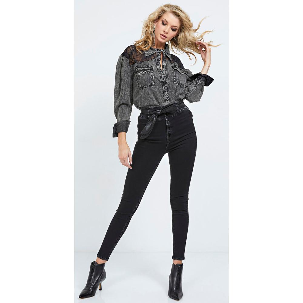 Guess Jeans Anzug schwarz - Veronika Bacher