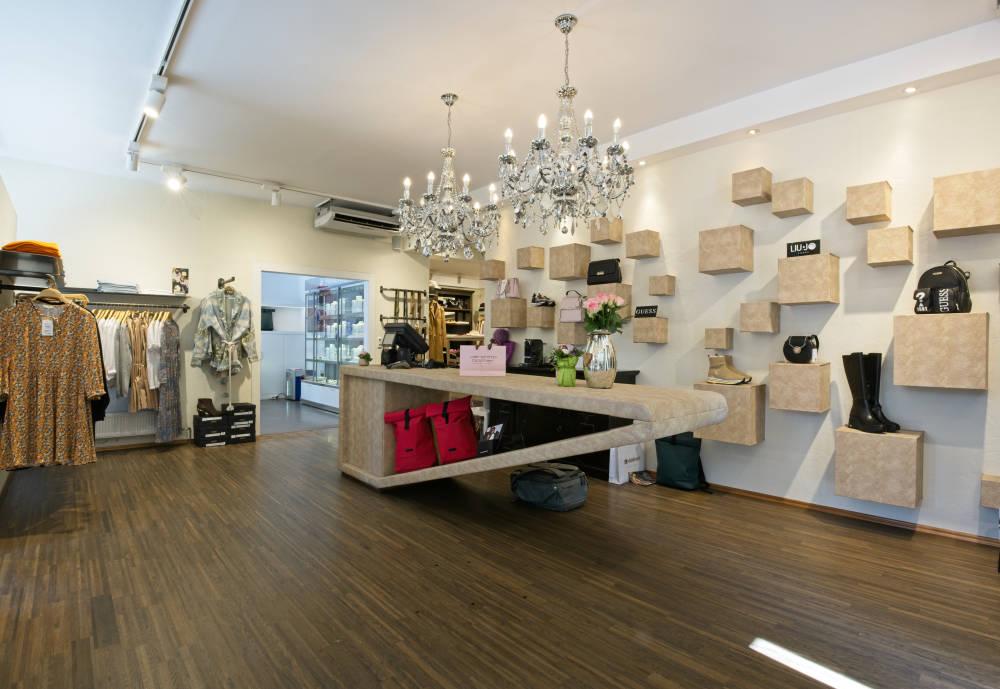 Veronika Bacher Galerie Geschäft Innenbilder