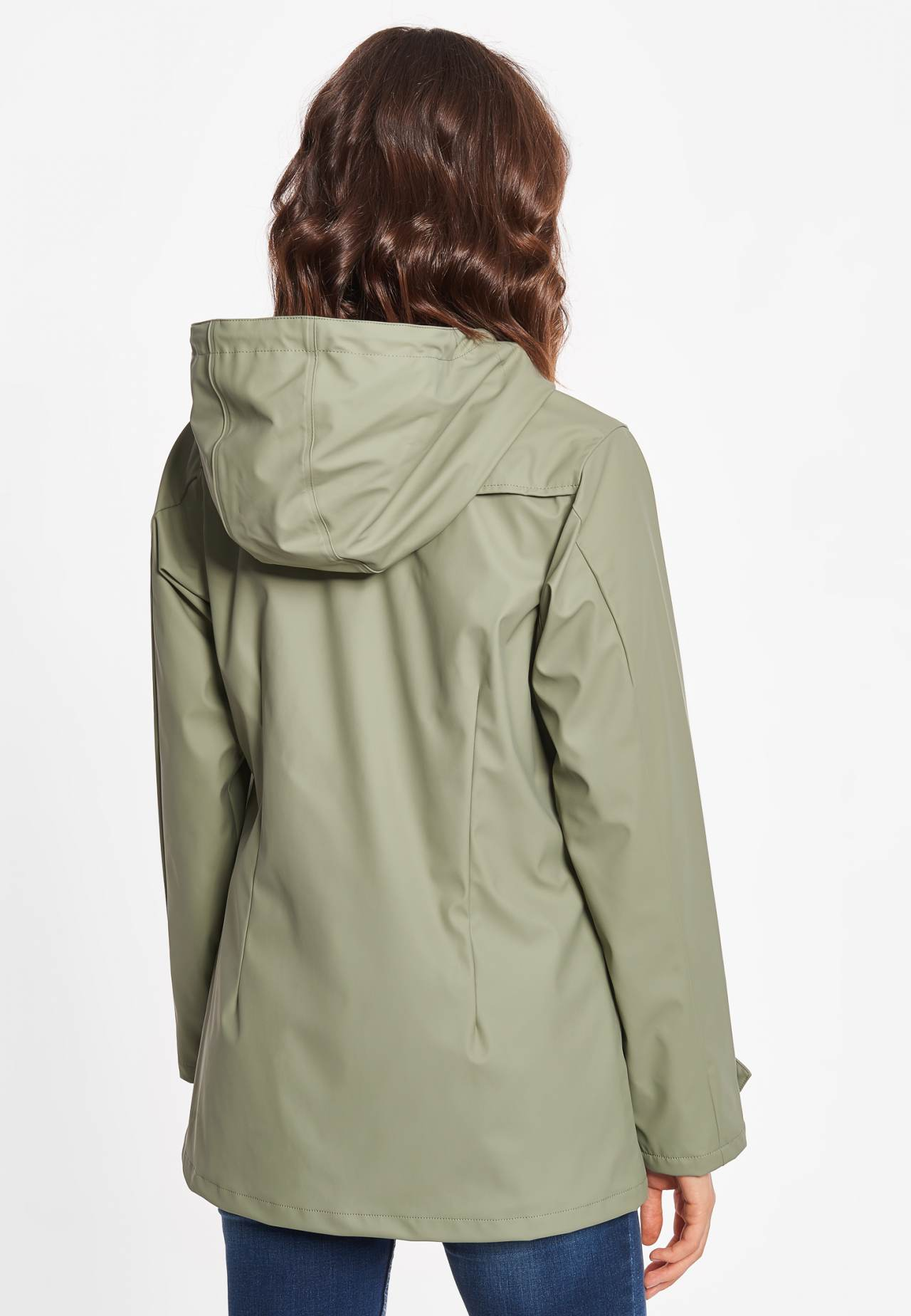 veronika bacher.at derbe 2021 Women Jacket PU W 01 JPU 3100 light olive vichy 020 scaled